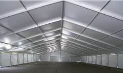 Large Outdoor Industrial Event Marquee Storage Tent For Warehouse