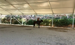 Giant Open Tents for Horse Riding | Horse Riding Tents