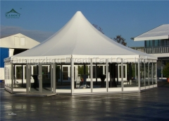 Polygon Tents For Outdoor Events