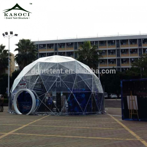 Waterproof Marquee Geometric Dome Tent For Camping Outdoor Big Trade show
