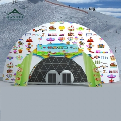Kasoci outdoor modern custom-made tent design for party