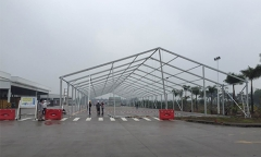 Outdoor PVC Industrial Warehouse Tents for Sale