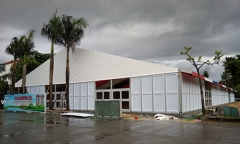 Aluminum Frame Tent for Outdoor Exhibition