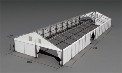 Aluminum Steel Structure Frame Tent for Exhibitions