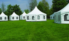 Hot sale 5X5m outdoor garden party canopy for outdoor event
