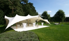 Waterproof Fire Retardant Wedding Stretchy Tent