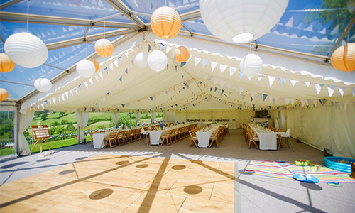 Big party tent outdoor event tent for wedding up for 100 200 people
