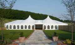 Frame Tents Weddings Durable Waterproof and Fire Retardant