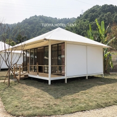 Membrane Structure Waterproof Glamping Resort Hotel Tent